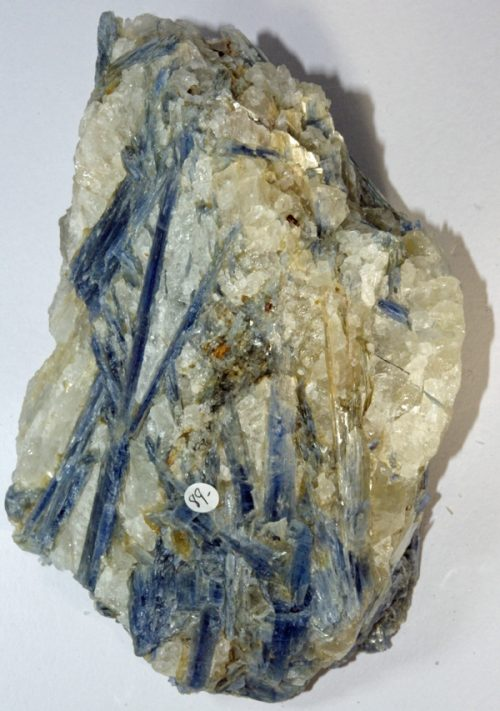 Raw Blue Kyanite
