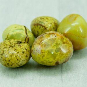 Madagascan Pistachio Opal