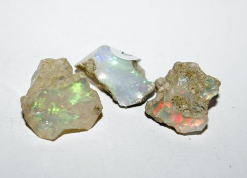 Ethiopian Fire Opal