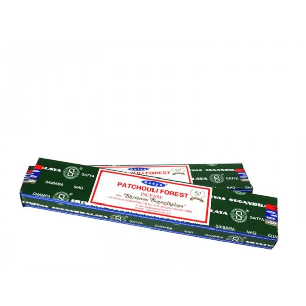Satya Patchouli Forest Incense