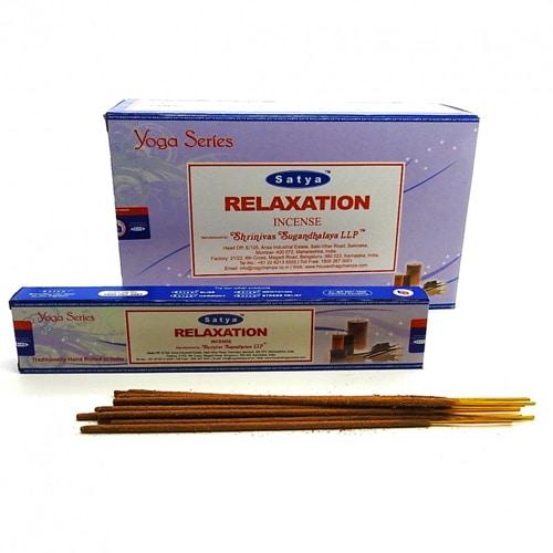 Satya Relaxation Incense