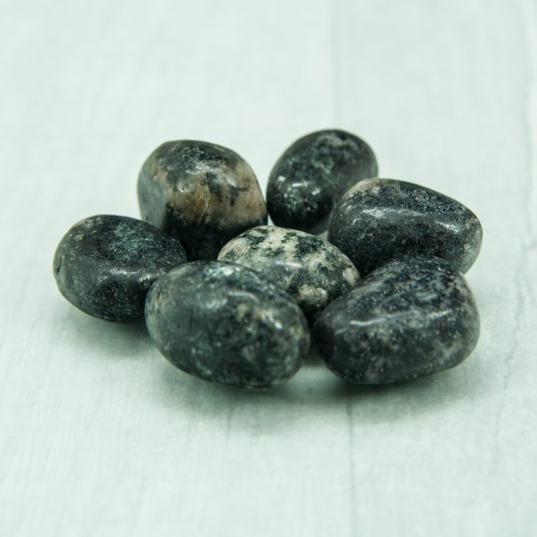 Black Apatite