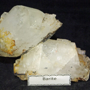 Double Terminated Barite