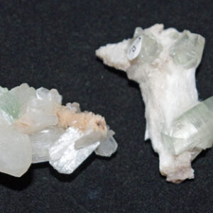 Apophyllite with Stilbite and Onkenite