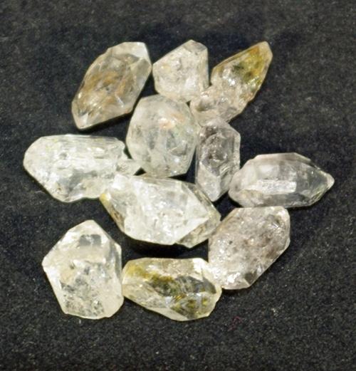 Golden Enhydro Quartz