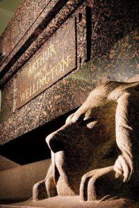 Wellingtons Luxullianite Tomb