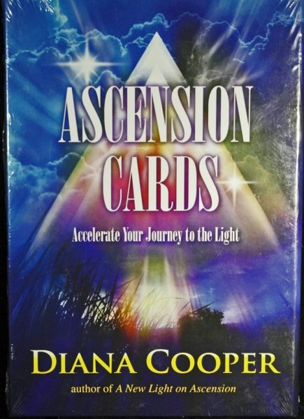 Ascension Cards by Diana Cooper