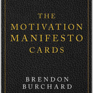 Motivation Manifesto Cards