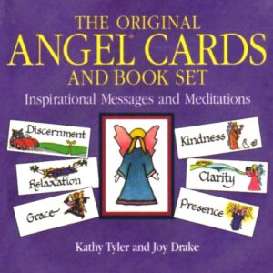 The Original Angel Cards & Book Set