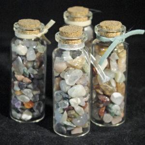 The Little bottle of Crystals