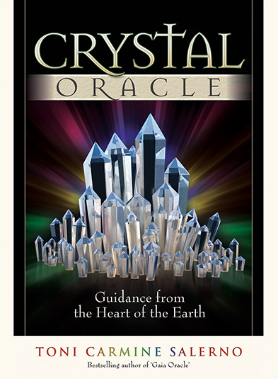 Crystal Oracle by Toni Carmine Salerno
