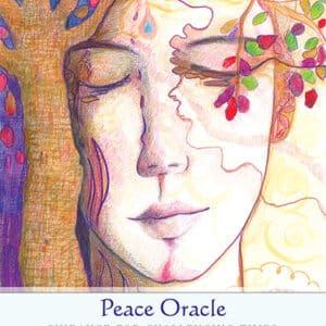 Peace Oracle by Toni Carmine Salerno & Leela J Williams