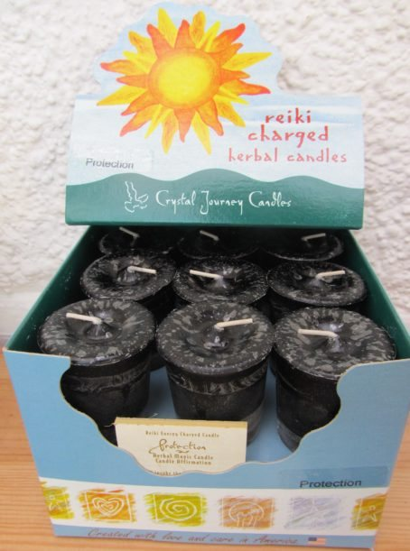 Black Protection Candles