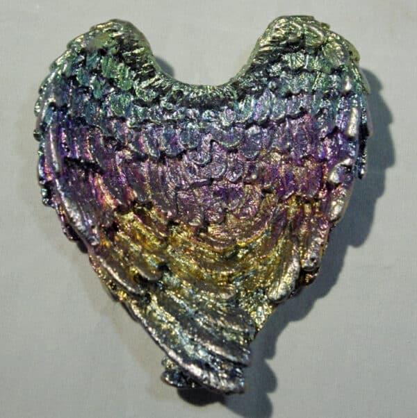 Bismuth Angel Wing Dish