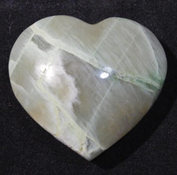 Garnierite Heart