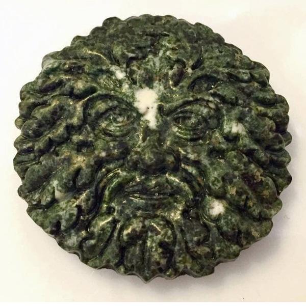 Preseli Bluestone Green Man