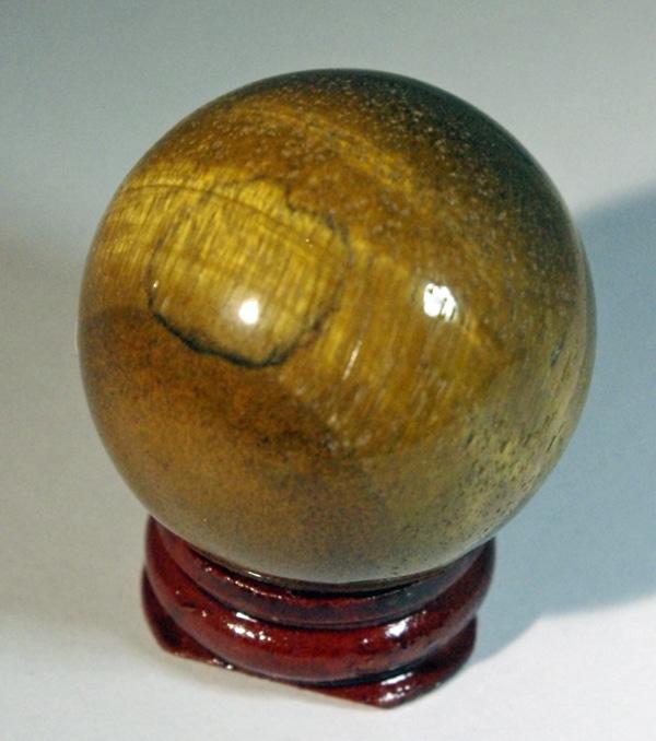 Golden Tiger's Eye Sphere
