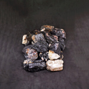 Black Tourmaline with Mica Small