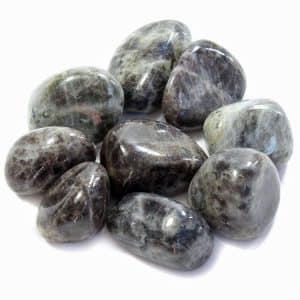 Northosite (Anorthosite) Tumble Stone