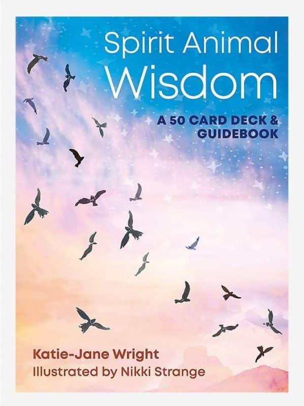 Spirit Animal Wisdom Cards.