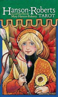 The Hanson-Roberts Tarot Cards