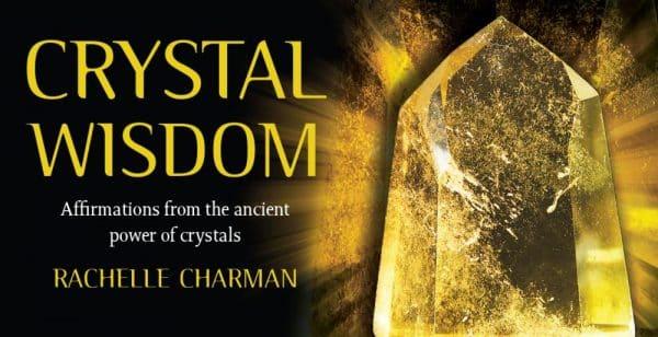 Crystal Wisdom Oracle Cards
