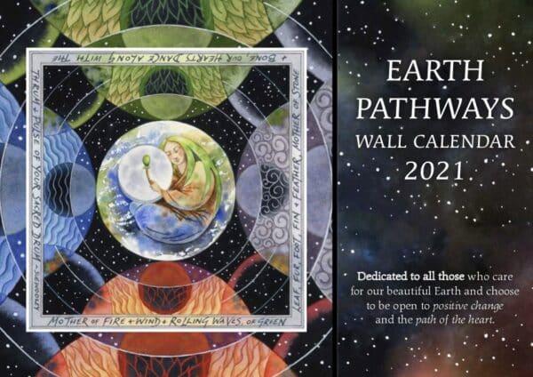 2021 Earth Pathways Calendar