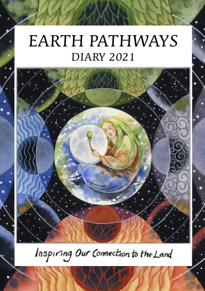 2021 Earth Pathways Diary