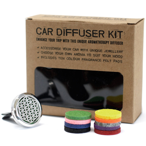 Aromatherapy Car Diffuser Kit