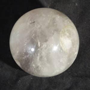 Clear Fluorite