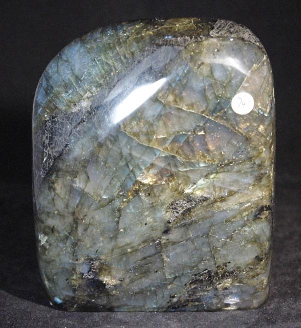 Medium sized Freeform polished Labradorite