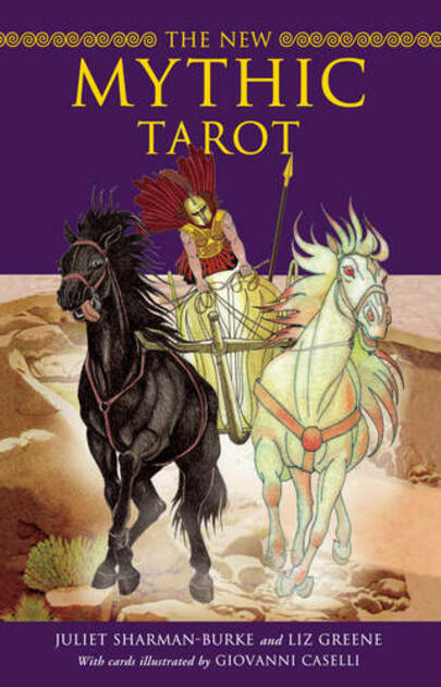 Mythic Tarot Card and Book Set