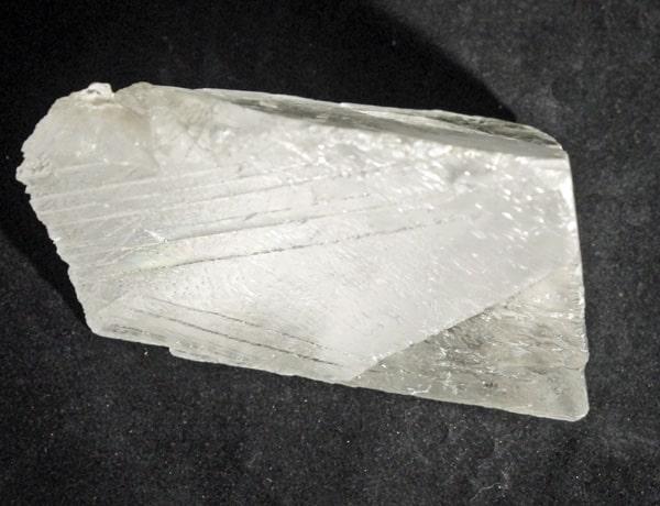 Optical Calcite Rough Pyramid