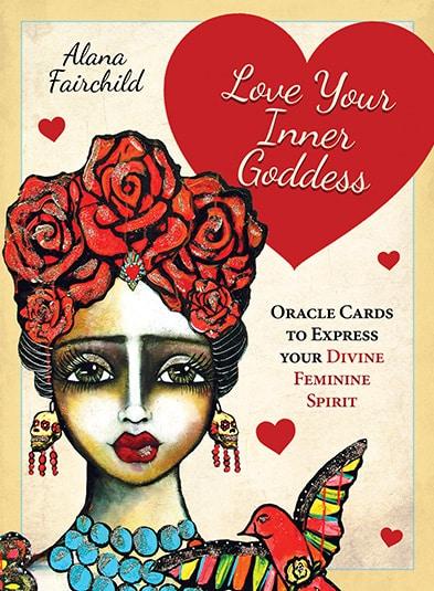 Love Your Inner Goddess Cards by Alana Fairchild