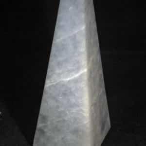 Blue Calcite Obelisk